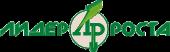 лидер роста логотип организации